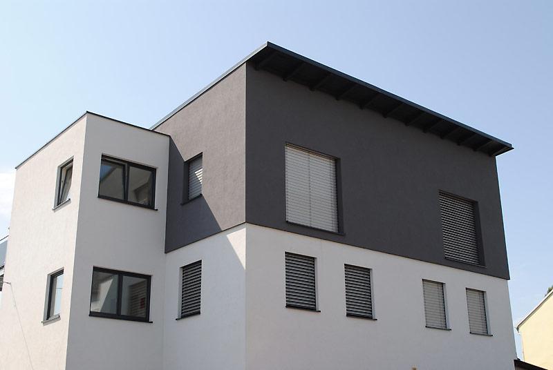 Sanierung Aufstockung Miethaus Freistadt
