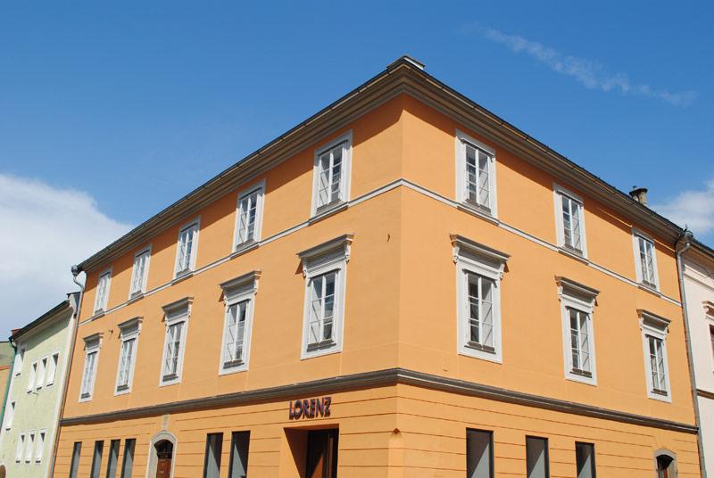 Altstadthaus Freistadt Dachbodendämmung