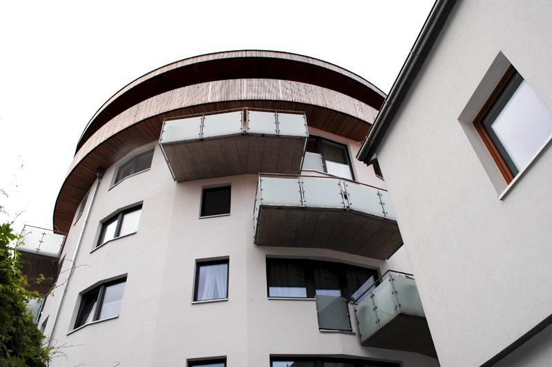 Wohnhausanlage und Bürogebäude Waidhofen / Thaya