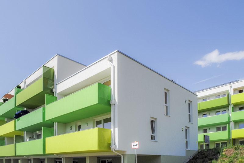 Wohnhausanlage Freistadt, OÖ
